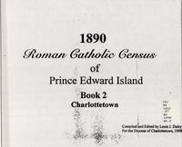 1890 Roman Catholic census of Prince Edward Island - Book 2