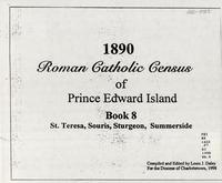 1890 Roman Catholic census of Prince Edward Island - Book 8